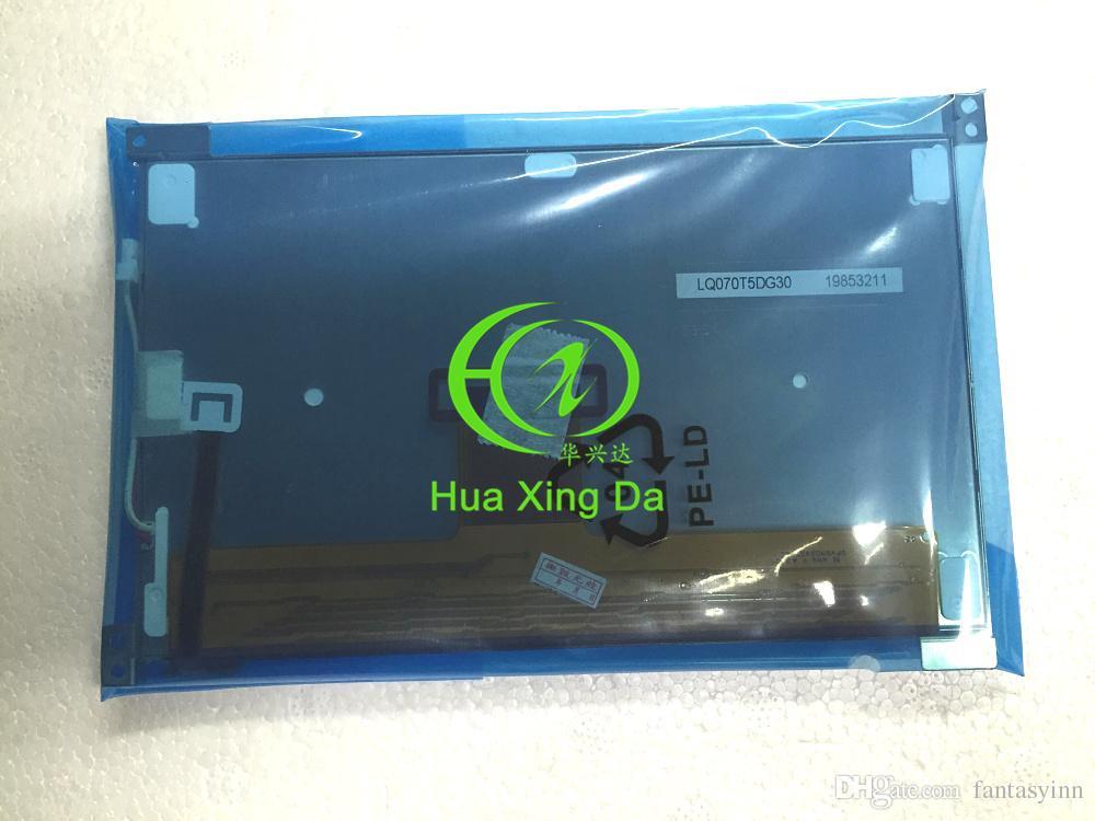 """Origianl nouveau Shapp LCD écran 7 """"écran LQ070T5DG30 avec écran tactile pour Ford Mondio 2011 Fokus S-MAX voiture de navigation GPS audio"""