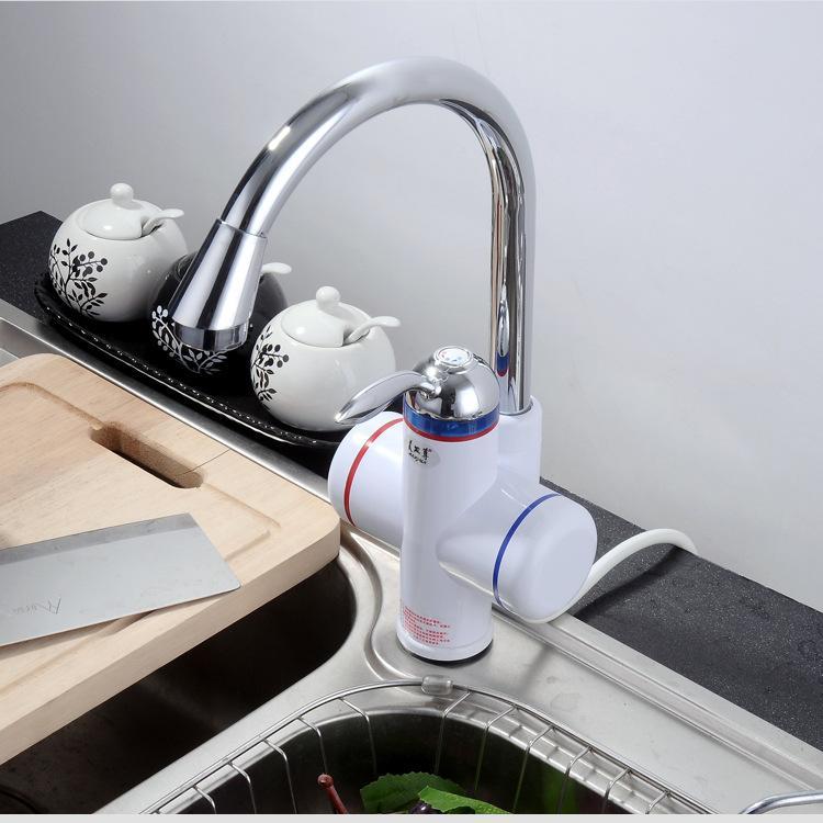 Rubinetto elettrico di riscaldamento, rubinetto elettrico caldo, rubinetto elettrotermico monoforo, commercio all'ingrosso speciale
