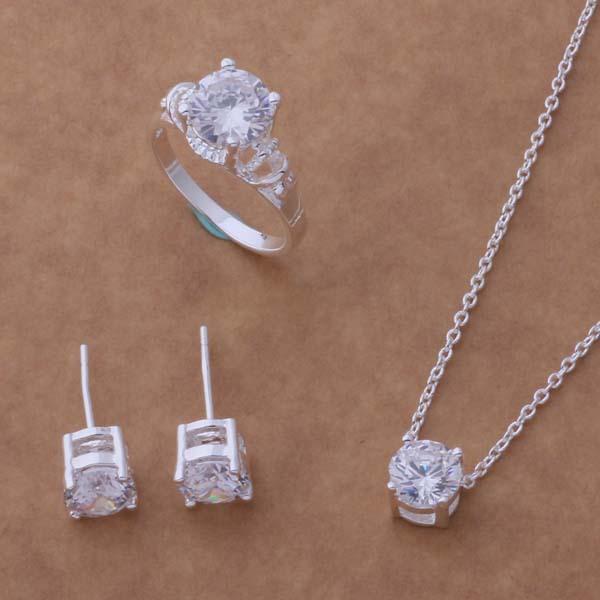 Orecchini con diamanti in argento sterling 925 Orecchini a forma di coreano accessori di bellezza Xian commercio all'ingrosso