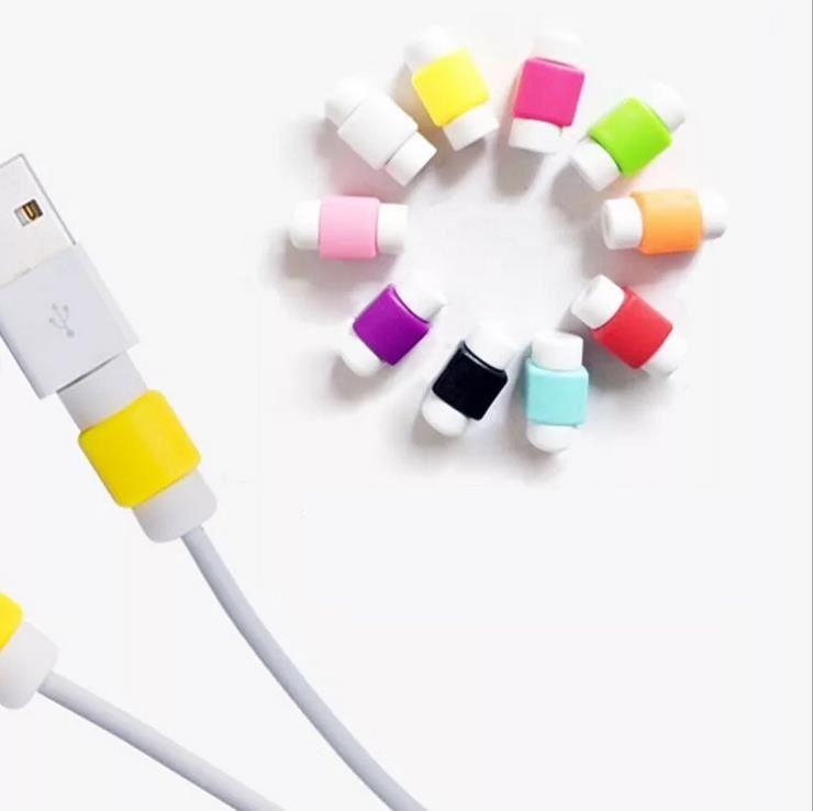 Usb Daten Ladegerät Kabel Silikon Handy Kabel Schutz Headset Schutz ...