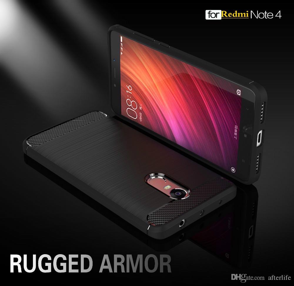 Xiaomi Redmi Note 4 X Case Soft TPU