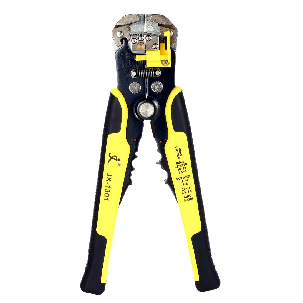 """8/"""" Cable Wire Stripper Cutter Crimper Tool Multifunctional Pliers 2 Pack"""