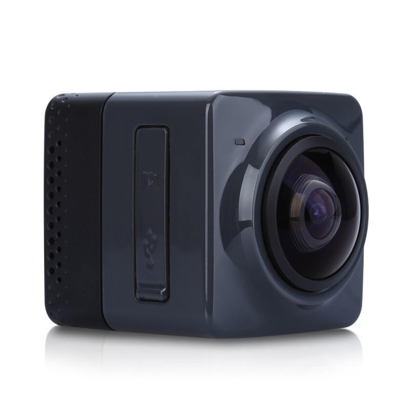 TEKCAM x360 Cámara de acción panorámica de 360 grados WIFI 1280 * 1042 28pfs Cámara deportiva 6pcs / lot