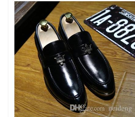 Pour promouvoir de nouvelles chaussures CUSP CUSP CUSP SHOPS HOMME CHAUSSURES HOMME BUSINESS SHOOP TOP Qualité Marque Chaussures de marque pour hommes Mariage