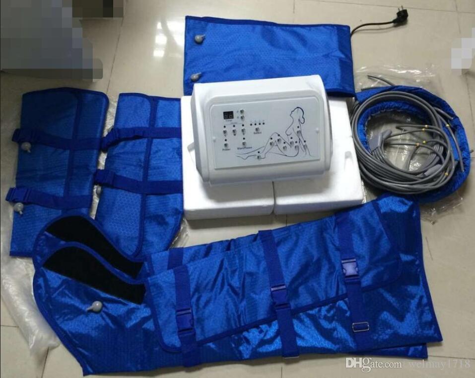 máquina de drenagem linfática pressoterapia, pressoterapia portátil