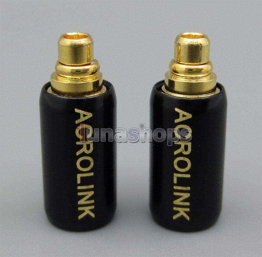 Acrylink 이어폰 DIY 사용자 정의 핀 어댑터에 대 한 Shure se215 se315 se425 se535 Se846