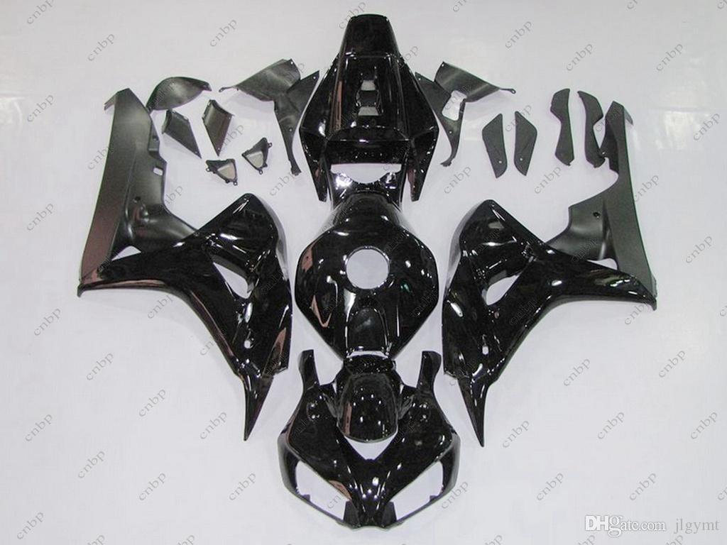 ABS Fairing CBR 1000 RR 2006 Full Body Kits CBR1000RR 06 Black Plastic Fairings Fireblade 07 2006 - 2007