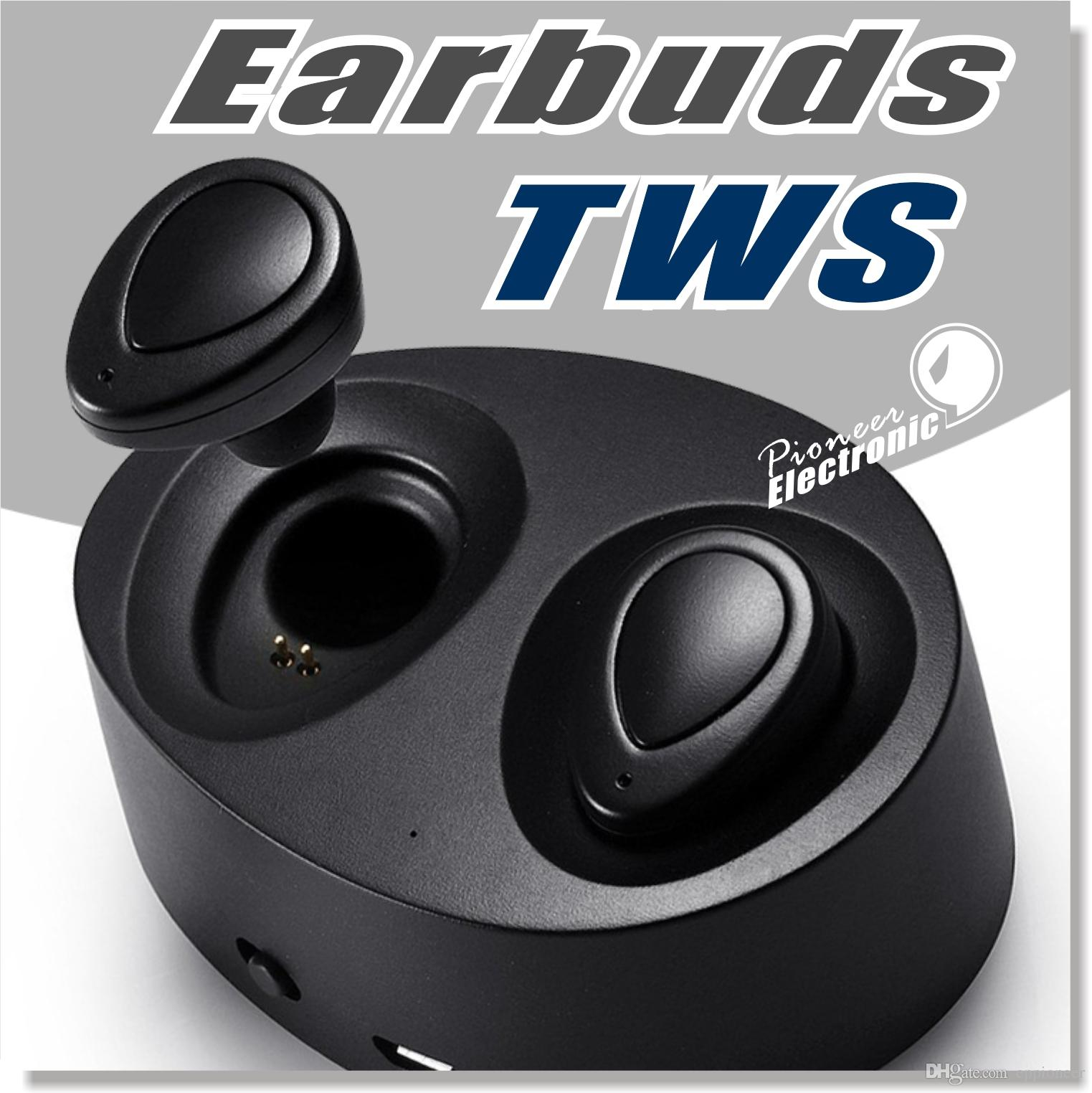 Tws Mini Bluetooth Earbuds Wireless Stereo Mp3 Earphone For Iphone 7 Plus Headphone With Charging Socket Play Music Cell Phone Earphones Best Smartphone Earbuds Cellphone Headsets From Eppioneer 13 78 Dhgate Com