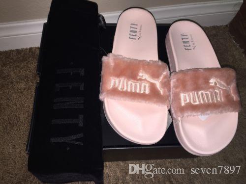 puma fenty rihanna slippers