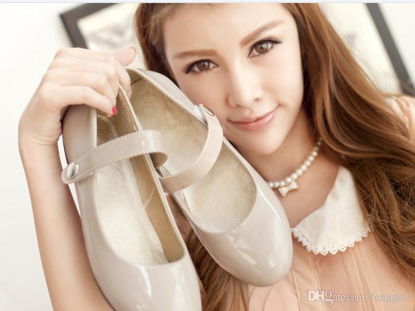 Il periodo primaverile e autunnale e le nuove scarpe basse da donna stile FuRuiSource