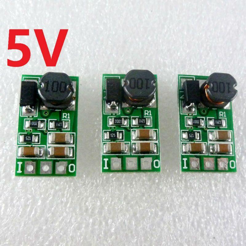 USB 스마트 전화 충전기 태양 에너지 휴대용 모바일 전원 공급 장치 5V DC DC 스텝 다운 벅 Converte에 3PCS 5W DC 5-40V