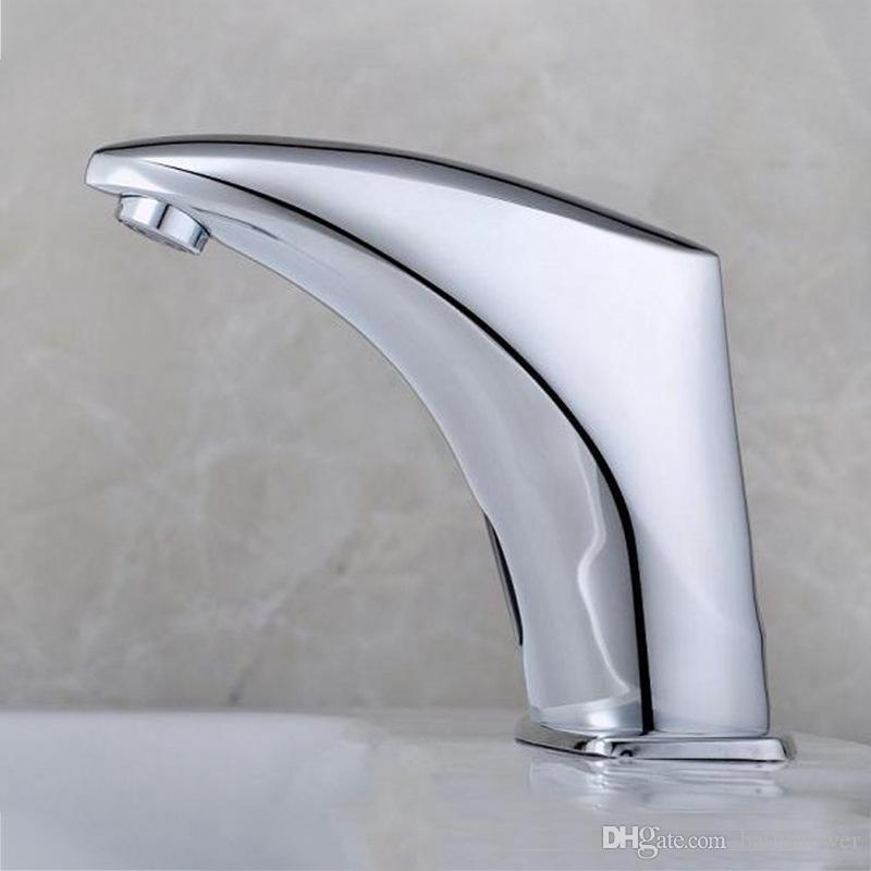Best Quality Bus Station Toilet Washbasin Faucet Automatic Sensor ...