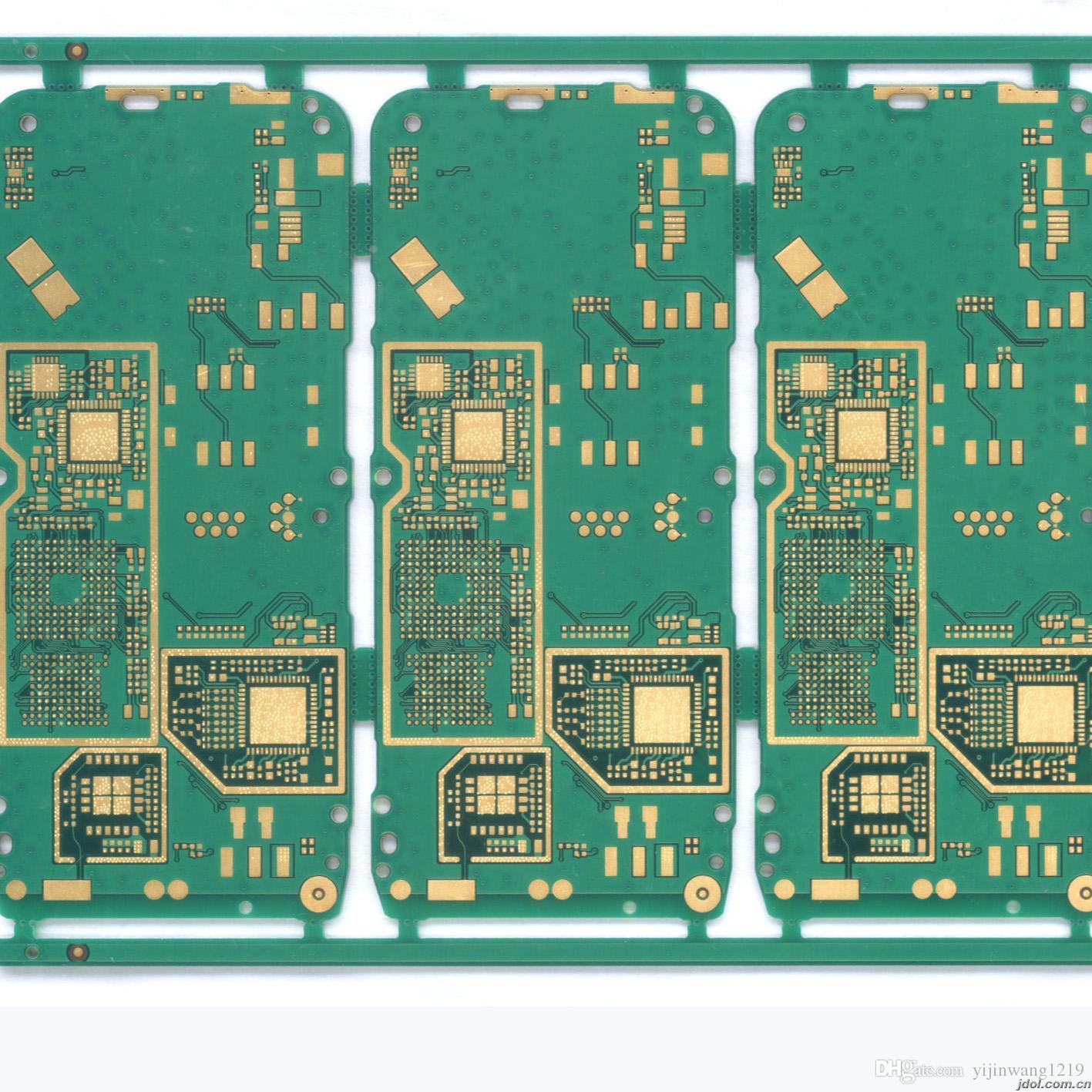 ثنائي الفينيل متعدد الكلور الكتلة producton 2 طبقات -24layers PCB مجلس الصانع المزود عينة الإنتاج كمية صغيرة خدمة تشغيل سريع