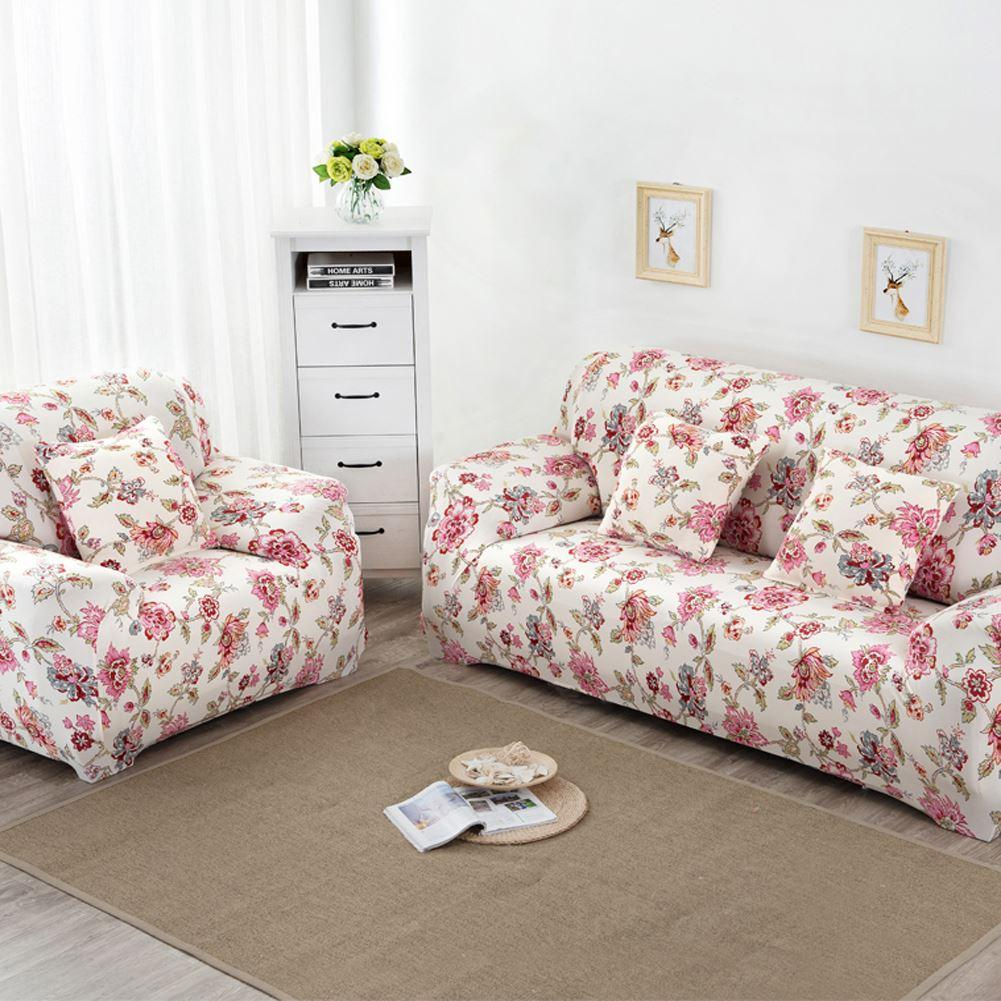 Groovy 2019 Decorative Sofa Cover Floral Printed Cloth Art Spandex Stretch Slipcover Sofa Sets Single Two Three Four Seater From Tanguimei1 21 99 Pabps2019 Chair Design Images Pabps2019Com