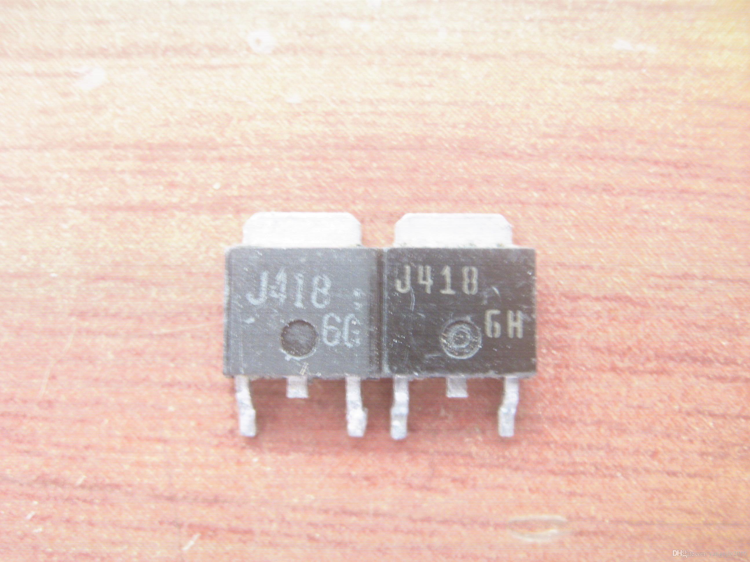 Usado usado do MOSFET 2SJ418 J418 TO-252 do MOSFET do transistor de campo-efeito aprovado