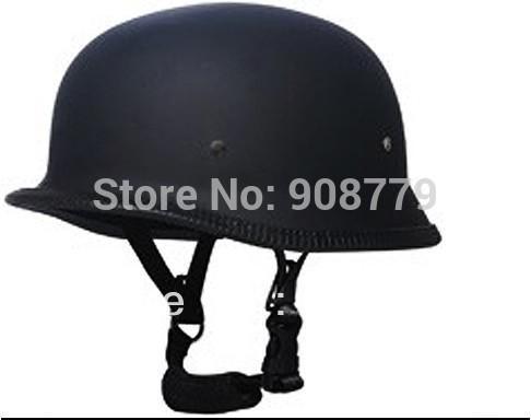 Atacado- maioria louco novidade Capacete Alemanha capacete do exército capacete da motocicleta populares D-680