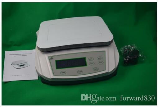 30 kg 0.1 g Escala de balance electrónica de escala de balance digital de alta capacidad