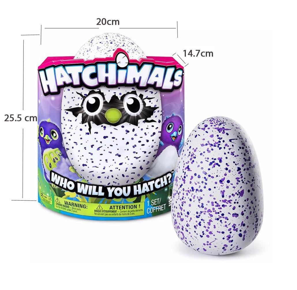 Großhandel Mode Beliebte Hatchimal Eier Weihnachtsgeschenke Für Spin ...