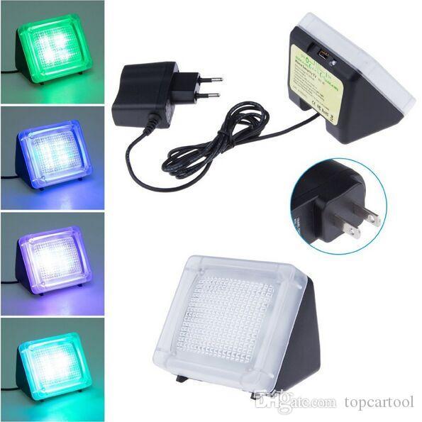 Home Sicherheit Licht Auto-Sensing Analog TV Dummy Sicherheit Gefälschte TV-Simulator Super-Bright LED Deters Einbrecher, On-Screen-Motion