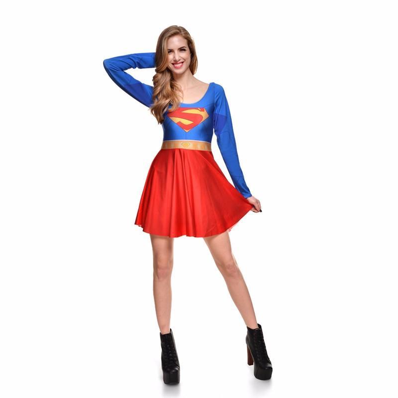 SUPERGIRL DRESS (1)
