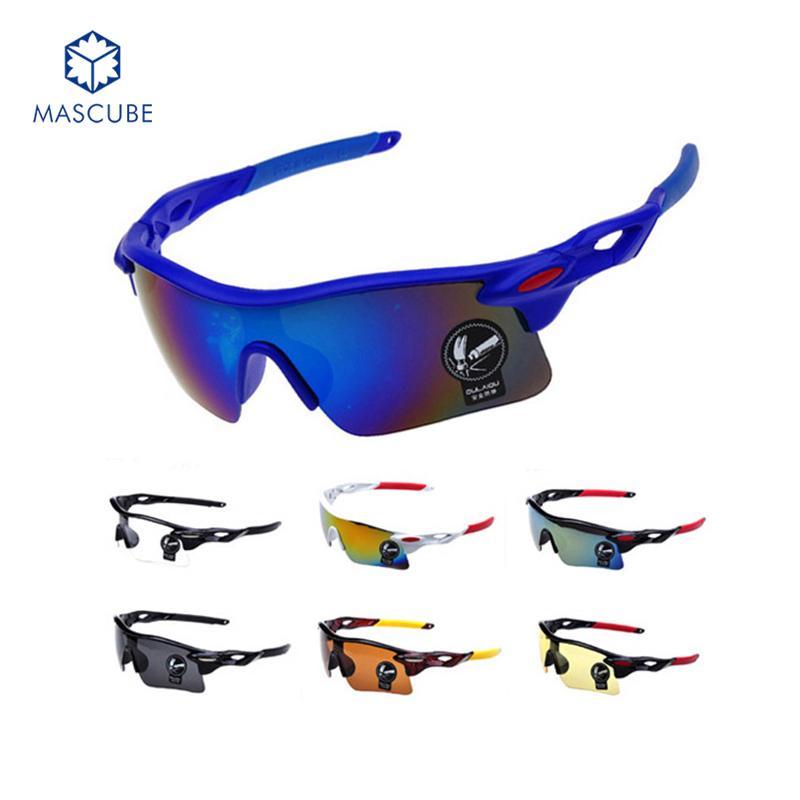 Toptan Satış - [MASCUBE] UV Koruyucu Gözlük Güneş Gözlüğü Koşu Spor Sunglass Gözlük Toptan