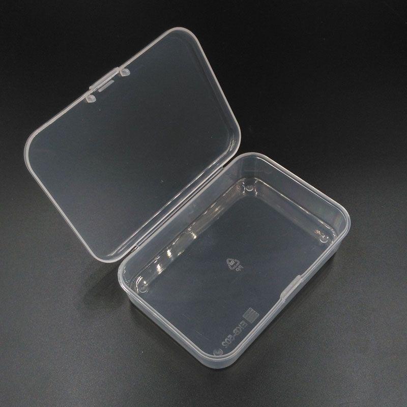 Mini Travel Equipment Aufbewahrungsbox Nr. 5 Kunststoff (PP) zum Speichern von elektronischen Bauteilen aus Metall, zum Nähen von Schmuckzubehör usw.