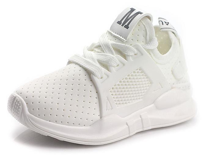 Großhandel Kinderschuhe Jungen Turnschuhe Mädchen Sportschuhe Kind Gummi Freizeit Turnschuhe Casual Kids Sneakers Europäische Schuhgröße: 26 36 Von