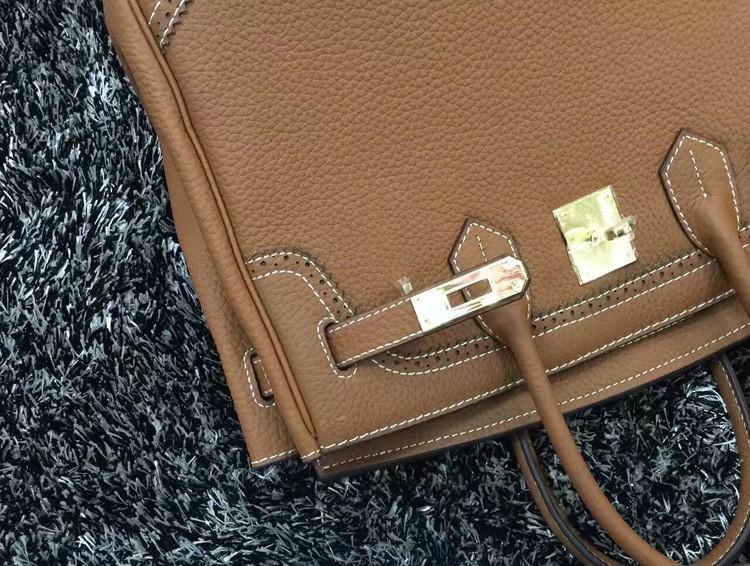 2016 Luxury H Handbag Women\`s Litchi Cowhide Messenger Bag Genuine Leather Famous Designer Shoulder Crossbody Totes Ladies Bolsa (36)