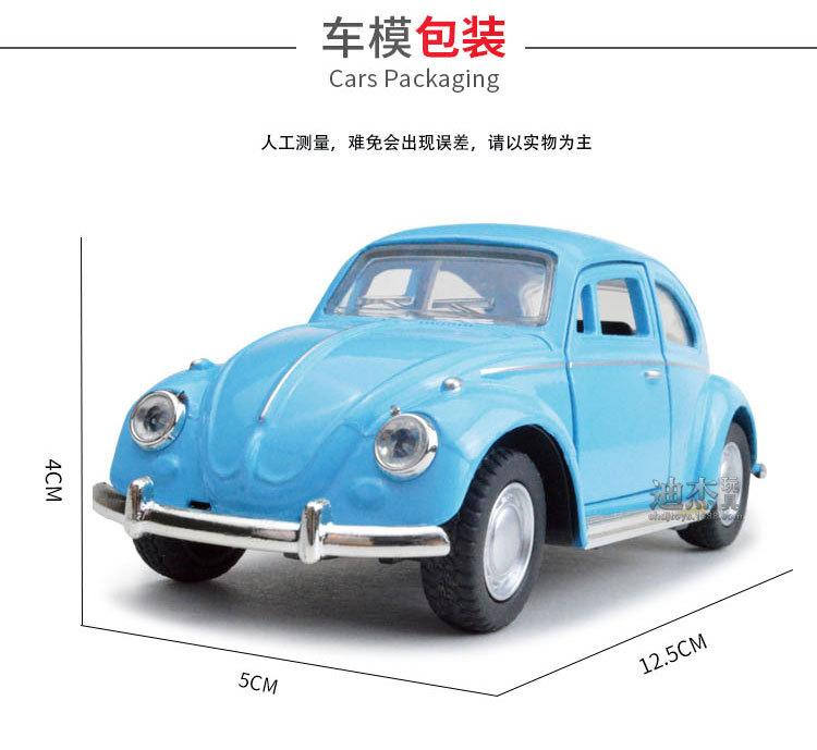 Old Fashion Cars >> 2019 Old Fashion Car Classic Car Model Die Cast In Scale Of 1 36 Car Model 12cm Beetle Car From Love6love 9 85 Dhgate Com