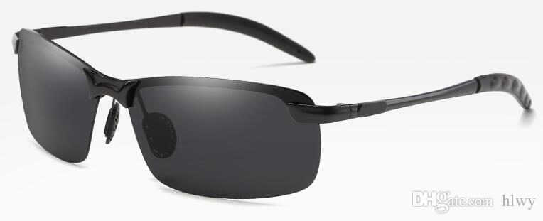 새로운 선글라스 Cool cycling 선글라스 Men 3043 편광 선글라스
