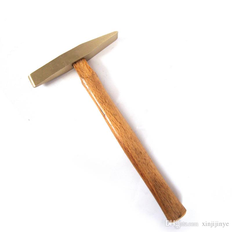 1981 spark free Scaling Hammers,Aluminum bronze Material,Safety Hand Tools