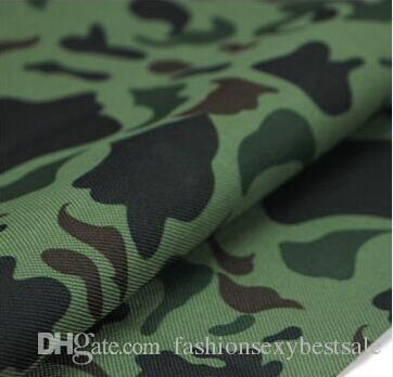 Freeshipping 5 color Oxford cloth camouflage waterproof fabric dresses,Thicker models PVC shade cloth camouflage cheap fabrics,150CM,B143