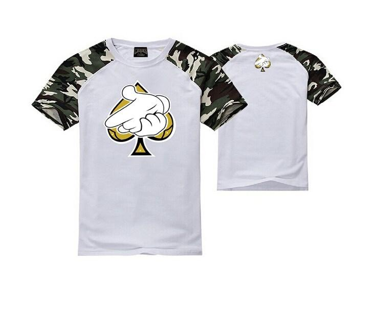 s-5xl Livraison Gratuite F23305177N Marque Pas Cher 20 styles Escrocs et Châteaux T-Shirts qualité manches courtes