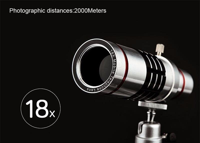 Satın al evrensel zoom optik teleskop mini tripod samsung