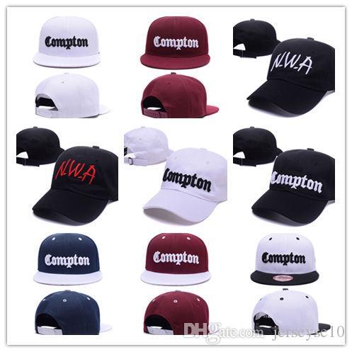 Новая Мода черный SSUR Snapback Cap Compton Шляпы хип-поп мужские мужские классические Дешевые регулируемые шапки snapbacks, высокое качество уличная шляпа