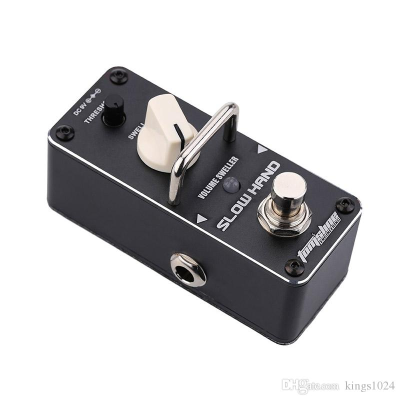 ASH-3 SLOW HAND Mini Digital Effect Guitar Effect DC9V Power Supply Aroma Pedal Effects ROHS guitar accessories