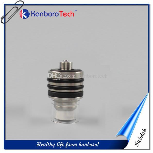 proveedores de China viajan vaporizador mod Cera vaporizador vaporizador portátil de la caja Mod 510nail con 18350battery para 510nail Shisha / Hookah cristal pipas de agua.