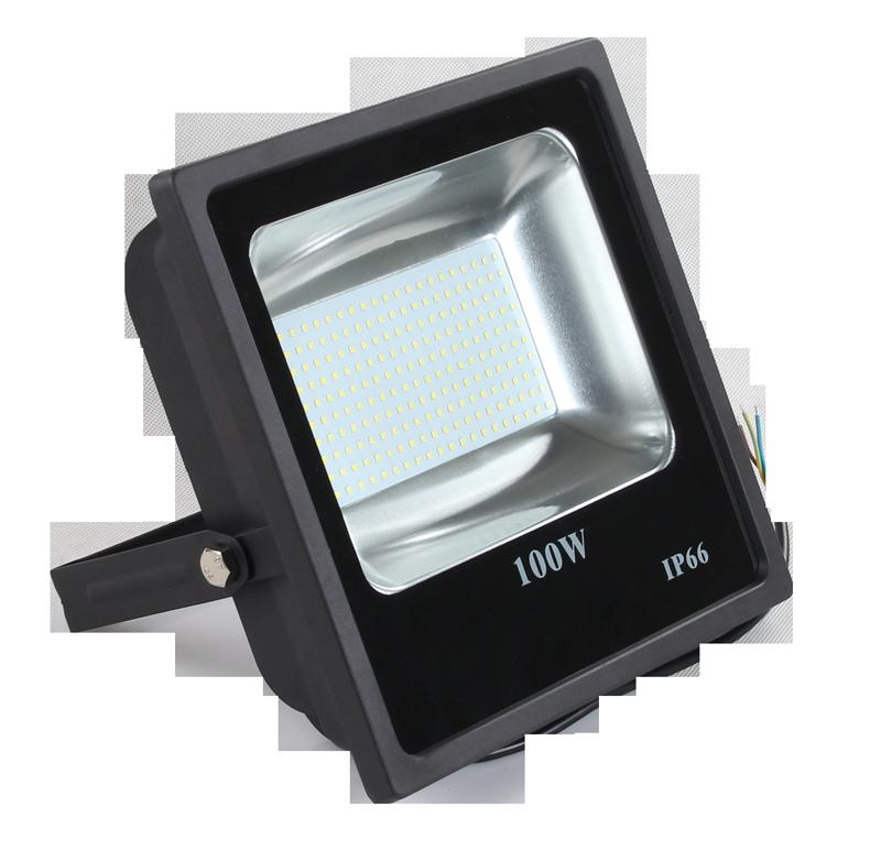 الأضواء الكاشفة في الهواء الطلق للماء IP65 LED الكاشف المناظر الطبيعية الدافئة أبيض بارد SMD 50W UL أدى ضوء الفيضانات