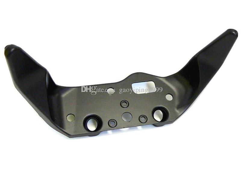 أسود العلوي الأمامي العلوي هدية قوس البقاء لهوندا CBR600 F4 1999-2000 CBR600 F4i 2001-2006