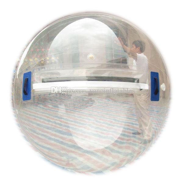 Tpu قوي الإنسان الحجم الهامستر الكرة zorb الكرة مشوا المياه نفخ واضح ألمانيا tizip سحاب 1.5 متر 2 متر 2.5 متر 3 متر شحن مجاني