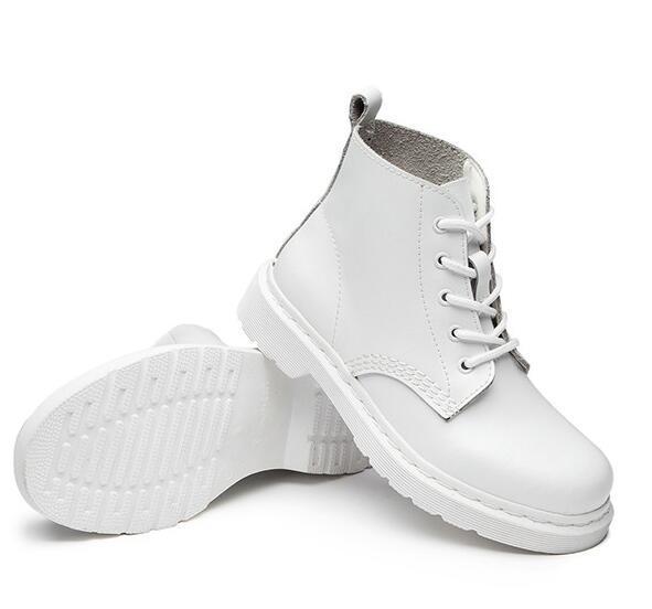 Womens Autumn Shoes Brand Martin Boots