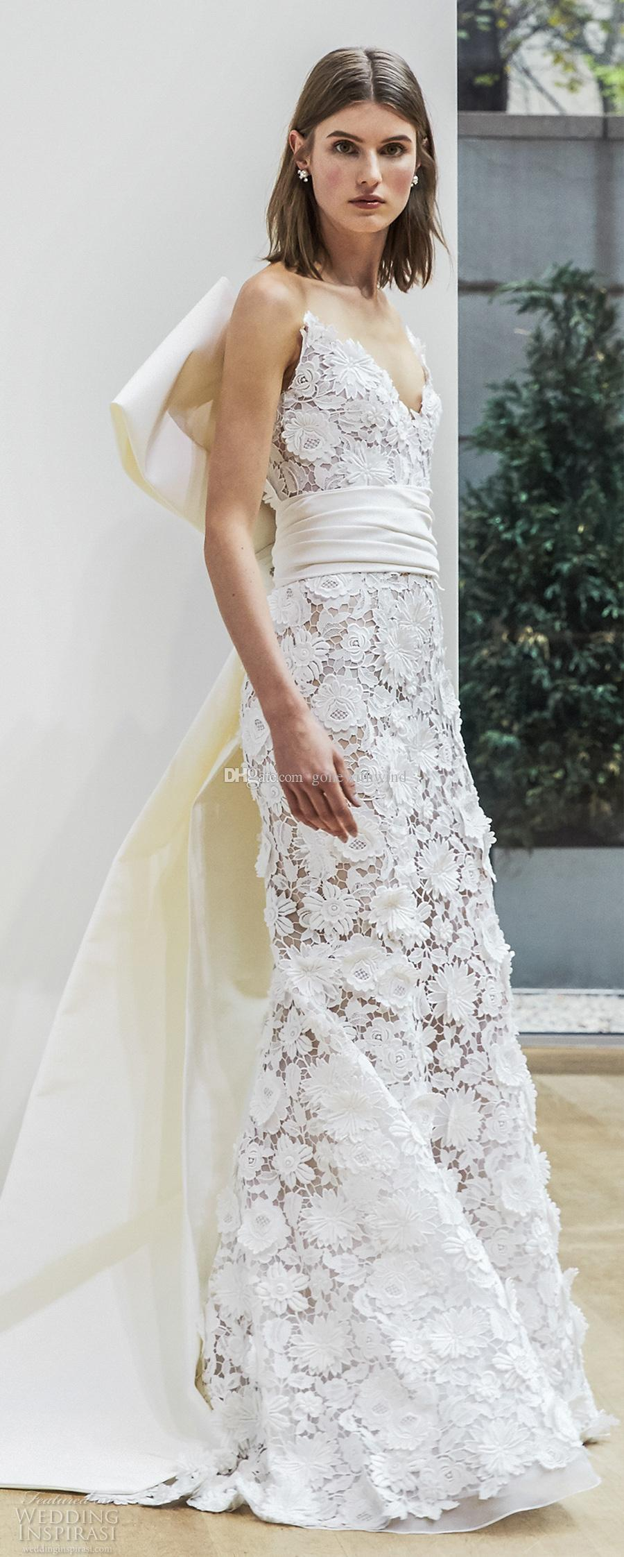 Fantastisch Oscar De La Renta Brautkleider Preis Fotos ...