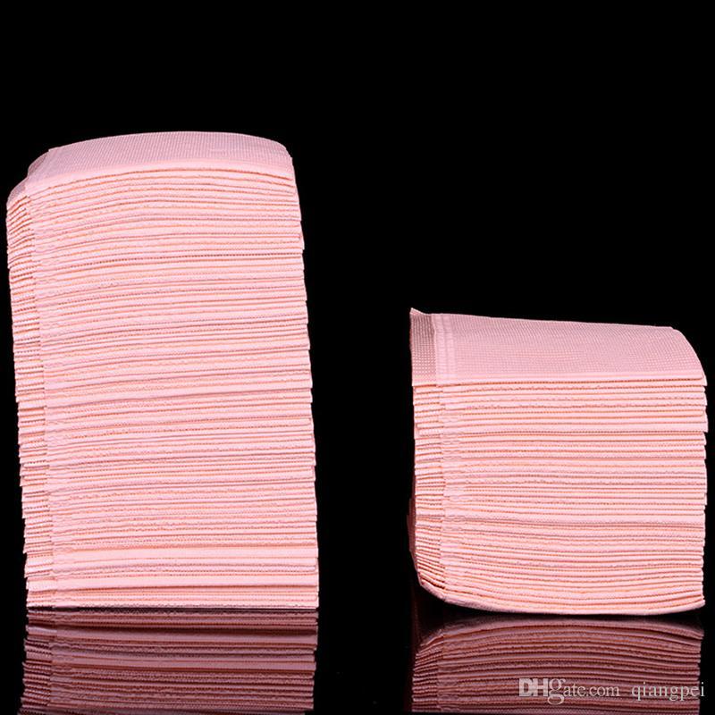 125 stücke Einweg Sauber Pad Wasserdichte Tischdecken Matte Unterlage Hygiene Persönliche Medizinische Tattoo tisch 45 * 33 cm Zufällige Farbe