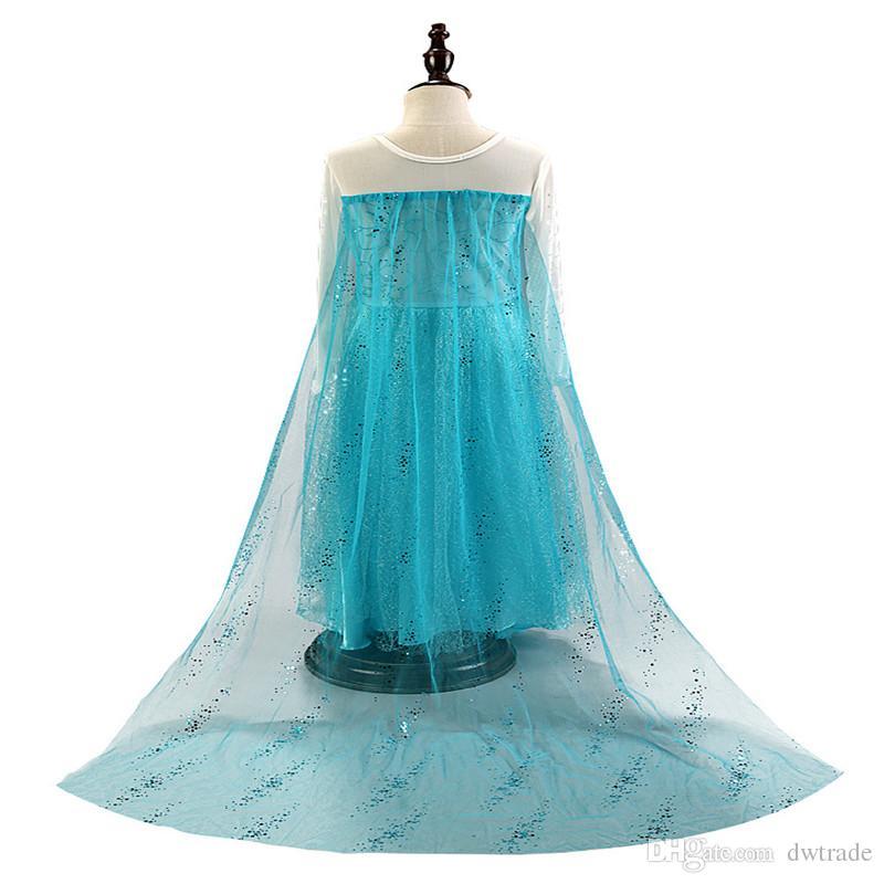 Elsa kleid langarm