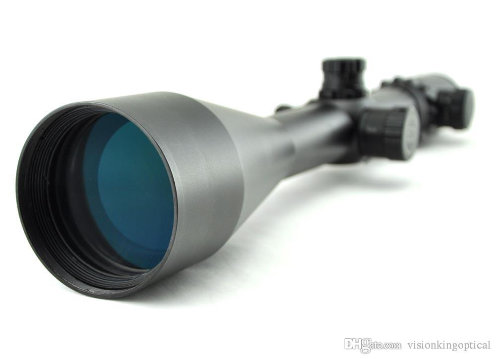 Visionking 4-48x65 Wide Field Field of View Mil-dot 35 mm IR Rifle scope target