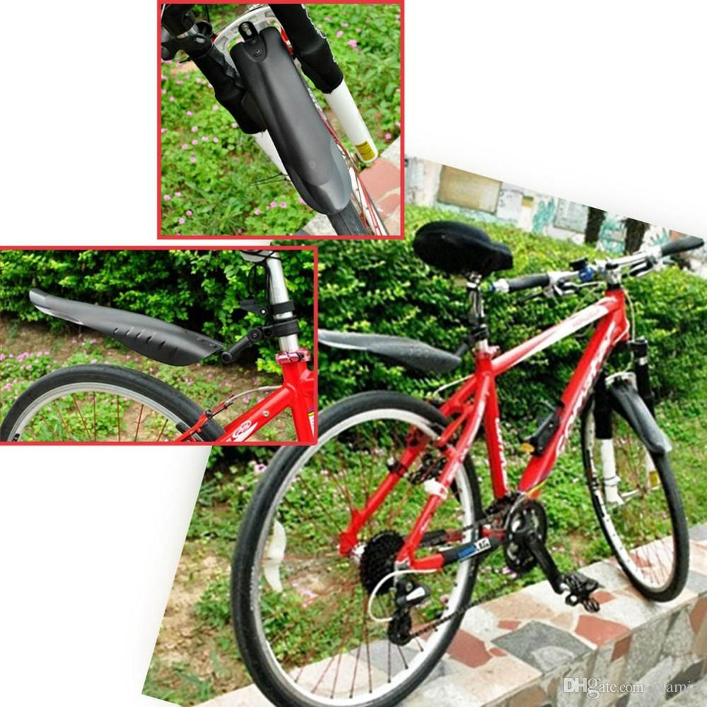 Fahrradzubehör Fahrrad Fender Schutzblech Mountain Bike Zubehör Kotflügel Neu DE