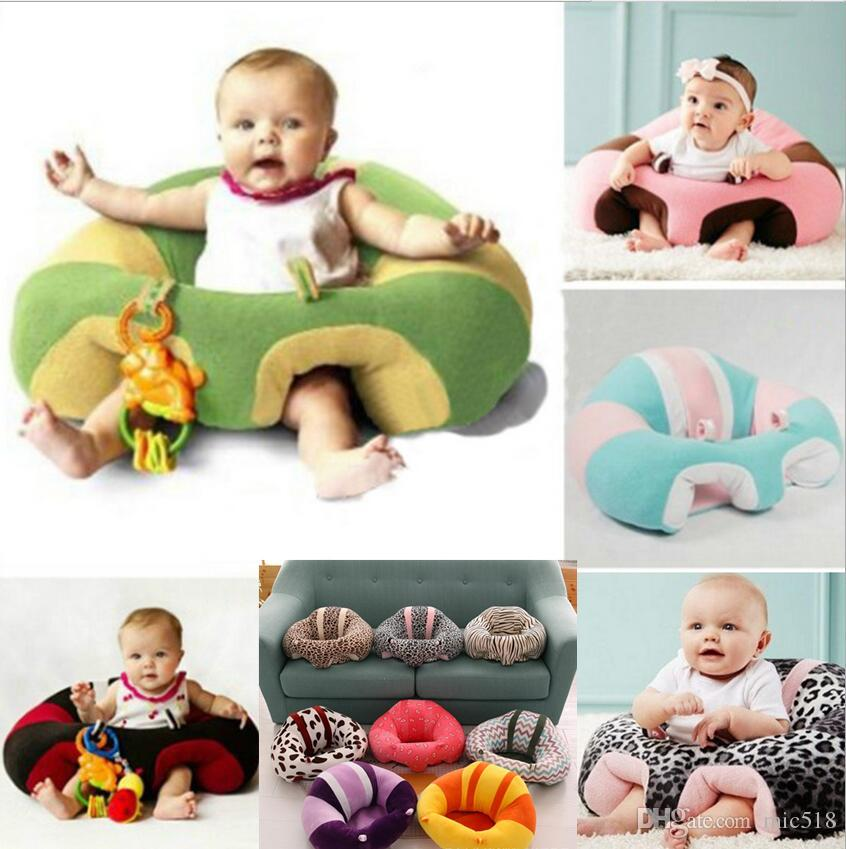 2019 2017 Fashion Cute Infant Baby Support Soft Seat Cotton Travel Car Seat Pillow Cushion Toys 0 2 Years Baby Seats Sofa From Mic518 20 11