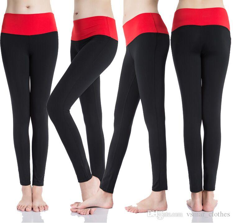 2017 Yoga Pants Yoga Wear Women For Sale Yoga Trousers Workout ...