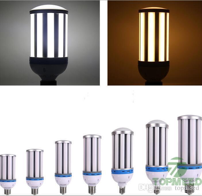 E27 E40 llevó bulbos de maíz lámpara de 24W 27W 36W 45W 54W 80W 100W 120W 3000K 6000K luces de alta bahía del LED llevó la iluminación de 1010