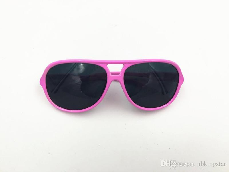 Uv400 filles enfants enfants miroir miroir garçons lunettes de soleil bébé enfant lunettes de soleil 24pcs / lot nouveau soleil 2021 lunettes lunettes livraison gratuite ddhbo
